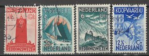 COLLECTION LOT # 5539 NETHERLANDS #B62-5 1933 CV+$24
