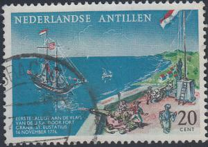 Netherlands Antilles #273  Used