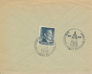Cover Germany Poland WWII 1942 100 Years Hitler Lublin General Government GG