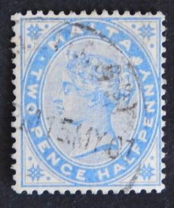 Postage stamp, Malta, №9-(28M-2IR)