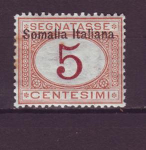 J1116 jls stamp 1926 italy somalia mh ovp,t #j31 $27.50 scv