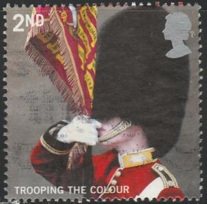 Great Britain, #2288 Used From 2005