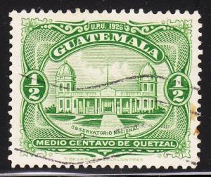 Guatemala 233 -  FVF used