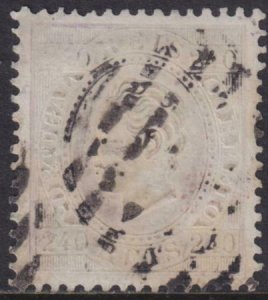 Portugal 1873 SC 49 Used