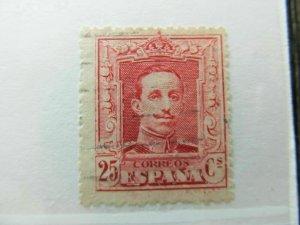Spanien Espagne España Spain 1922-30 25c fine used stamp A4P6F117