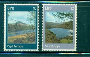 Ireland - Sc# 413-4. 1977 Europa CEPT. MNH. $10.25.