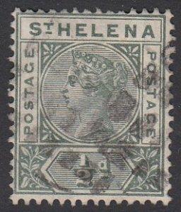 St. Helena 40 Used CV $7.75