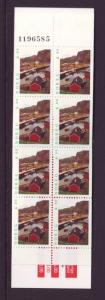 Norway Sc 1157a 1997  Nusfjord stamp booklet mint NH