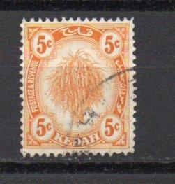 Malaya - Kedah 30 used (B)