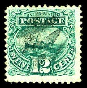 U.S. 1869 ISSUE 117  Used (ID # 58890)