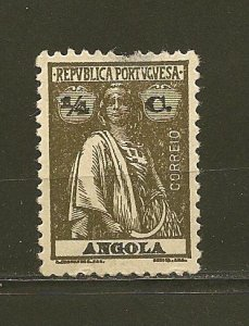 Angola 118 Mint Hinged