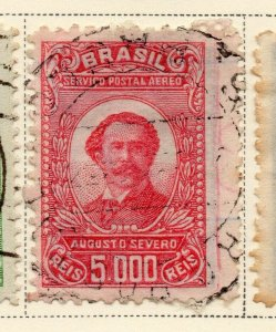 Brazil 1929-30 Early Issue Fine Used 5000r. NW-12103