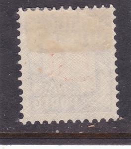 Liechtenstein a 50R post due MH from the 1928 set