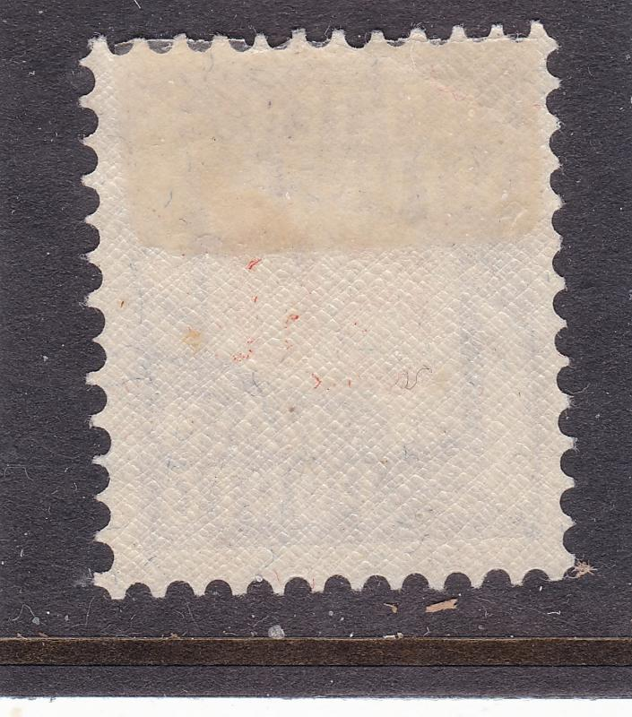 Liechtenstein a 50R post due MH from the 1928 set