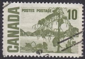 Canada 462 Hinged 1967 Centennial Definitives 10¢ GT2