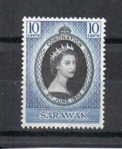 Sarawak 196 MNH