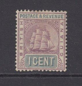 British Guiana, Scott 130 (SG 193), MHR