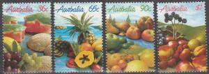 Australia #1015-8 MNH CV $5.70  (A14857)