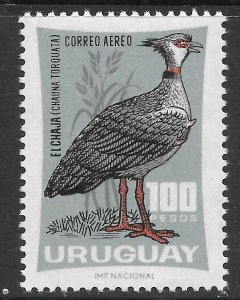Uruguay  (1966)  - Scott # C288,  MNH