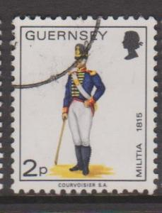 Guernsey Sc#98 Used