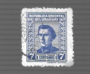 Uruguay 1948 - U - Scott #572A