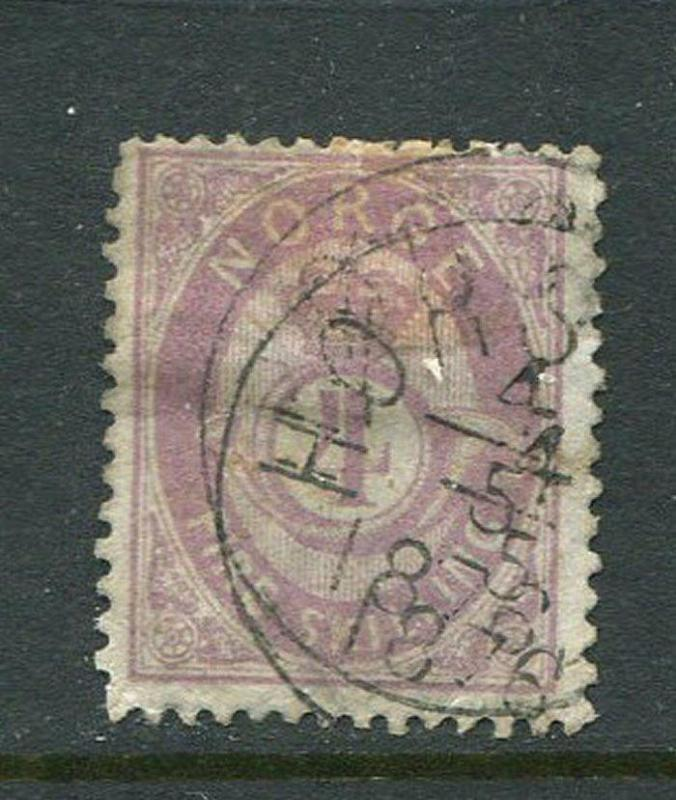 Norway #19 Used