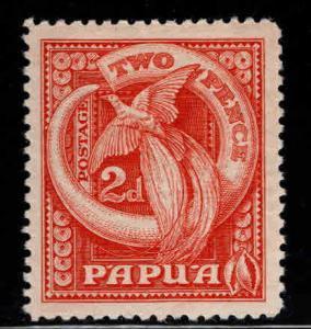 Papua Scott 97 MH* 1932 stamp