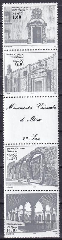 Mexico #1306a MNH CV $15.00  Z553L