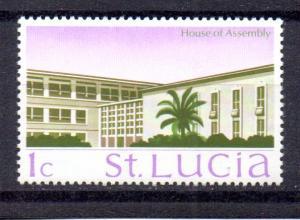St. Lucia 261 MH