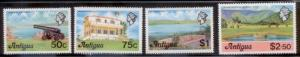 Antigua 1976 SC#417-20 MNH-OG CO2