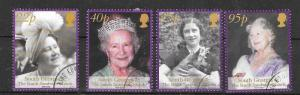 S.GEORGIA&S.SANDWICH SG344/7 2002 QUEEN MOTHER FINE USED