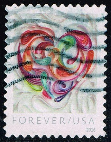 US #5036 Love; Used (0.25)