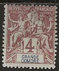 Grand Comoro #3 u