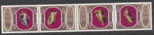 Cuba 1823-6 MNH  World Meteorology Organization 1973