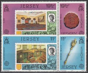 Jersey #307a, 309a   MNH   (K133)