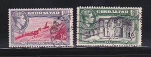 Gibraltar 113-114 U Various
