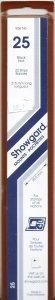 SHOWGARD 215/25 (22) BLACK MOUNTS RETAIL PRICE $9.75