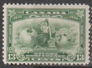 Canada Scott #194 Stamp - Mint Single