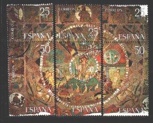 Spain. 1980. 2476-81. Tapestry. USED.