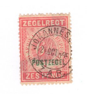 Transvaal #164 Used - Stamp CAT VALUE $3.00