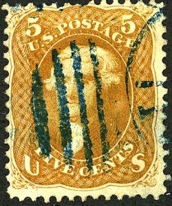 U.S. #67 Used
