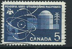 Canada SG 574 Fine Used