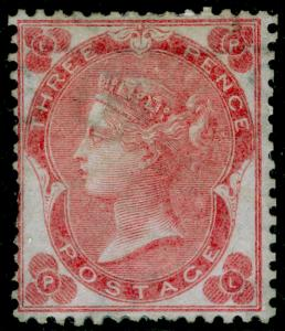 SG76, 3d bright carmine-rose, M MINT. Cat £2500. PL