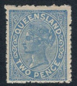 Queensland #99* CV $6.75