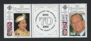 Seychelles Zil Elwannyen Sesel  mnh sc 178a