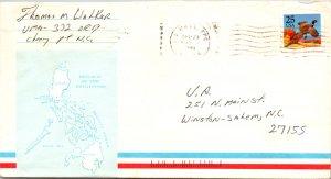 United States, Fleet P.O., Philippines