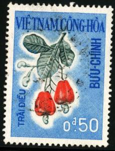 Vietnam - SC #301, USED ,1967 - Item VIETNAM209NS5