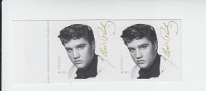 2015 USA Elvis Presley SA Imperf Pair (Scott 5009a) MNH