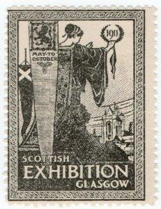 (I.B) Cinderella Collection : Scottish Exhibition (Glasgow 1911)