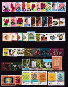New Zealand a small collection of early decimal